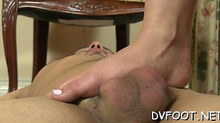 girl dominates boy with feet film feature 1