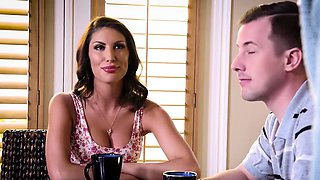 Brazzers - Real Wife Stories - August Ames Ni