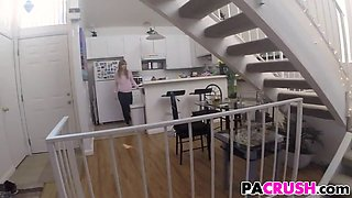 dolly leigh is punished by dad