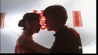 Chinese softcore scene love in sampan