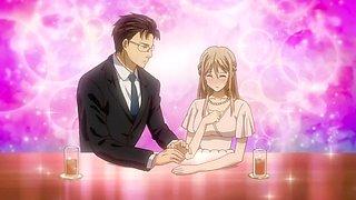 anime hentai - omiai aite wa oshiego, tsuyoki na, mondaiji